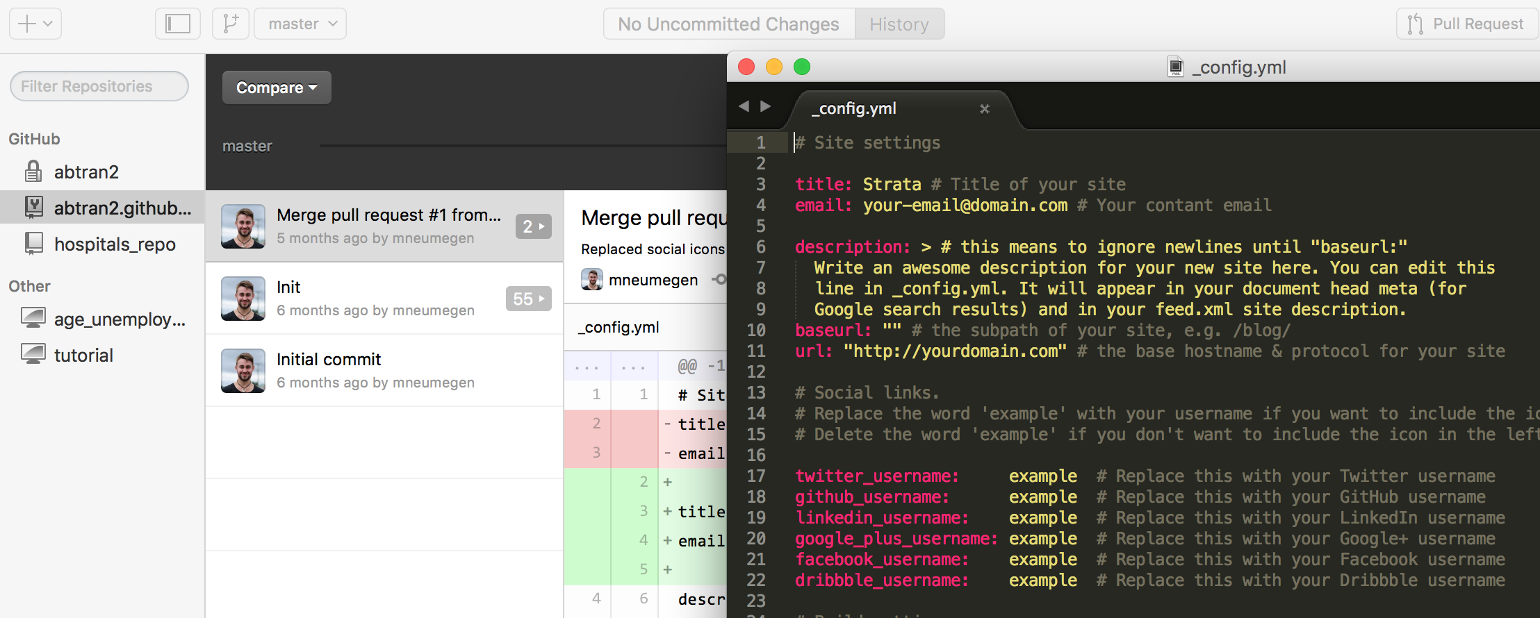Build a blog with Jekyll and Github Pages · Data Journalism at ...